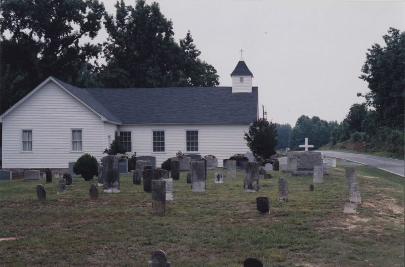 Bethel United Methodist Cemetery